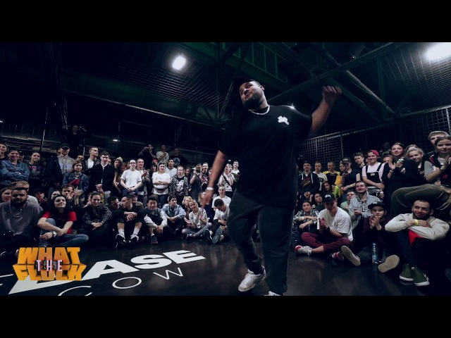 What The Flock vol.4 | Hip-Hop 1x1 Semifinal - Almiros K.Mifa vs Idriss The Cage