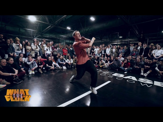 What The Flock vol.4 | Hip-Hop 1x1 Semifinal - Lukash vs Ronin