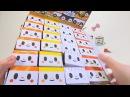 Вкусные суши сюрпризы за 16 000 рублей Токидоки Sushi Cars распаковка обзор