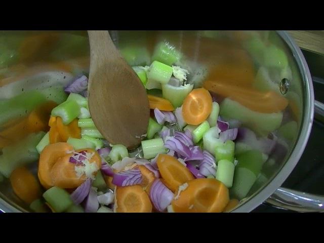 Фасолада постный греческий суп. Очень вкусный vegan recipe