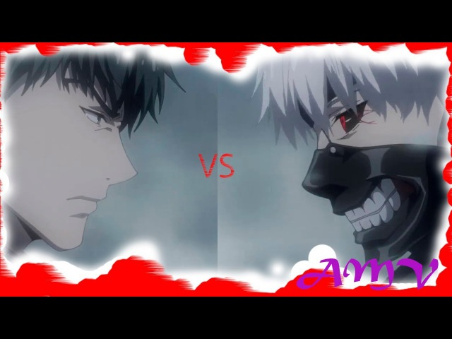 Канеки против Амона[AMV]Kaneki vs Amon