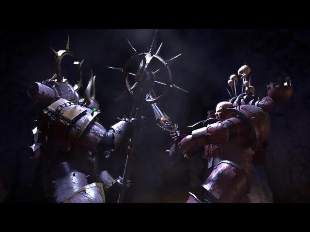 Dark Betrayal - Champion vs Dark Apostle