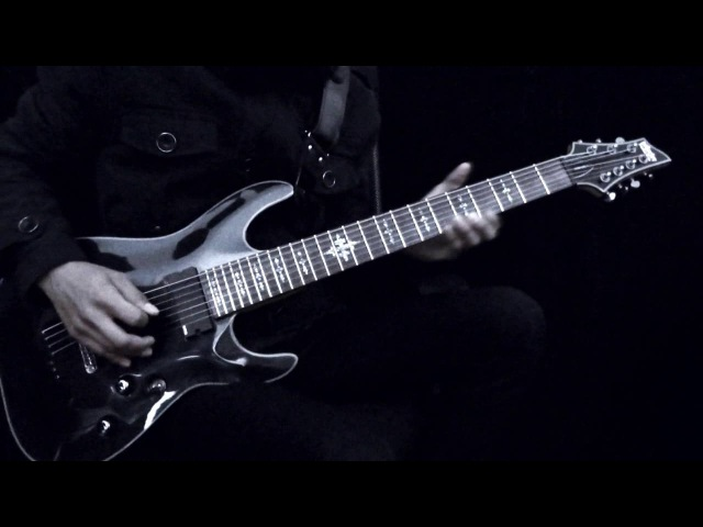 Cradle of Filth (feat. Liv Kristine) - Nymphetamine Fix (Electric Guitar Cover by July Bathory).