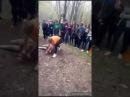 На Херсонщині жорстоко побилися школярки. Автор: Dmytro Shakin (ФБ)