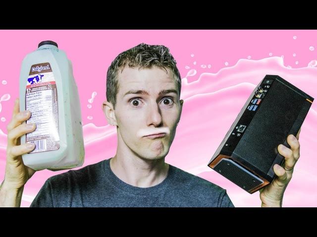 Got PC? - PC Smaller than a Milk Jug (Brix VR)