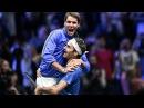 Roger Federer Rafael Nadal Pure Friendship Beautiful Funny Moments 2017