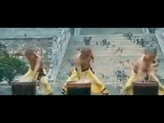 Real Shaolin Kungfu -Clean Bandit- Symphony ft Zara Larsson Mix