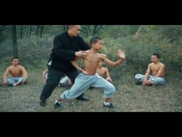 Shaolin Kung Fu Training -Ed Sheeran- Shape Of You Mix