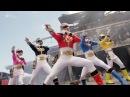 Power Rangers - Neo-Saban First Battles Samurai, Super Megaforce, Dino Charge, Ninja Steel