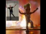 Стражи Галактики: Часть 2   Танец Малыша Грута от Джеймса Ганна #2