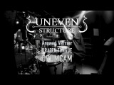 Arnaud Verrier Uneven Structure Brazen Tongue - Live in Dublin