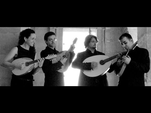 Kerman Mandolin Quartet Philip Glass Mishima