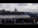 Парад Военно Морского Флота России в Санкт Петербурге