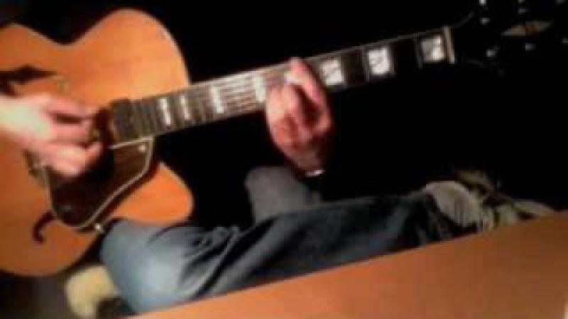 Misty - Floating Pickup Test / Jazz guitar - Bartolini vs. Häussel floating humbucker