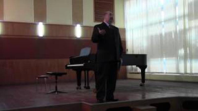 О стихотворении Ш.Бодлера Музыка