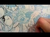 Joe Mad #2 realtime inks