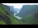 Gros Morne National Park Newfoundland Canada in 4K Ultra HD