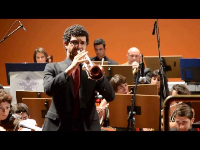 Besame Mucho (trumpet), Tromba: Andrea Pappalardo; New O.R.C. Orchestra Riviera dei Ciclopi