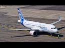 Airbus A320neo новое поколение самого популярного лайнера