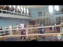 Бокс турнир в Лихославле 10.06.2017г. Финал. День №2. Артем уступил!