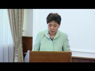 Тамара Дуйсенова о реализации мер по защите трудовых прав работников