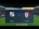 Лига 1 8 тур Амьен Лилль Обзор матча