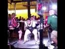 Мэтью Сохмер, приседания 370 кг