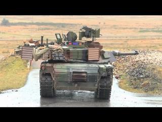 Вооруженные силы США - M1A2 сентября V2 Главная Танки Прямой эфир розжига В упражнении Объединить Resolve III [1080p]