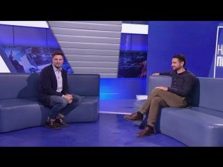 Семен Александровский и Александр Малич. 15 июля 2017