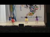 Танец Стиляги,студия танца Аврора конкурс в г.Ижевске