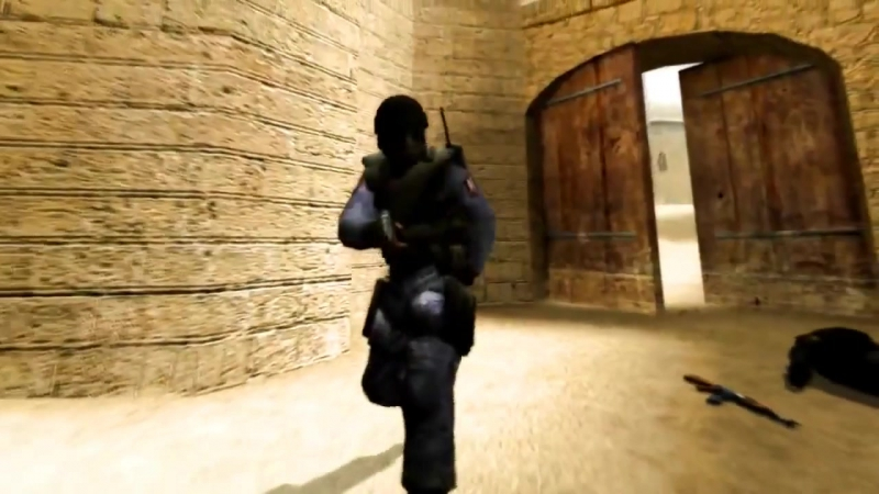 Counter Strike Source V88 мощь профисионалов