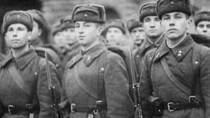 Мир в войне. 5 серия «Барбаросса: Июнь-Декабрь 1941» (1973-1974)
