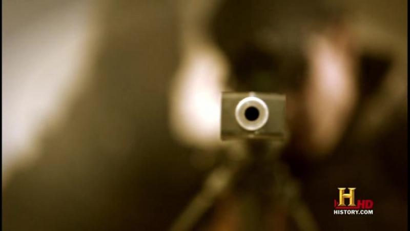 History Channel - Снайпер. Самые опасные задания