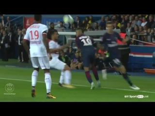 Neymar überlupft Gegenspieler mit krassem OKOCHA RAINBOW TRICK I PSG PARIS VS TOULOUSE 6-2.mp4
