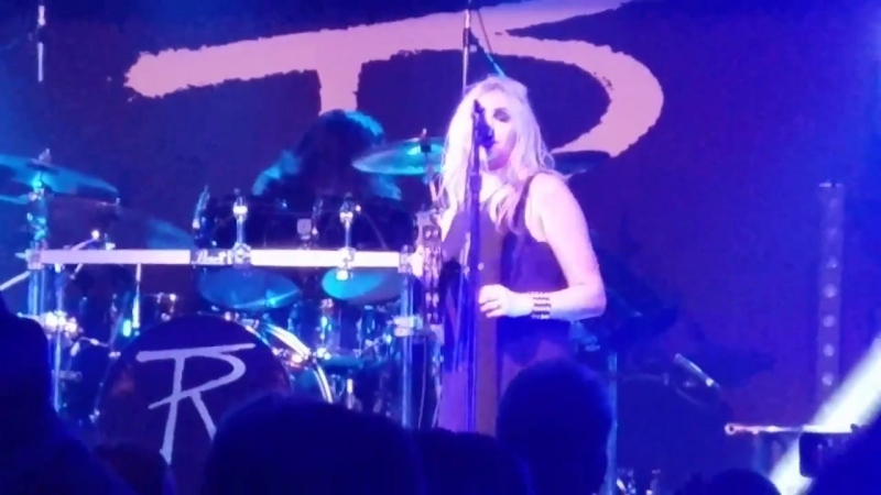 The Pretty Reckless - Fucked Up World (Starland Ballroom)