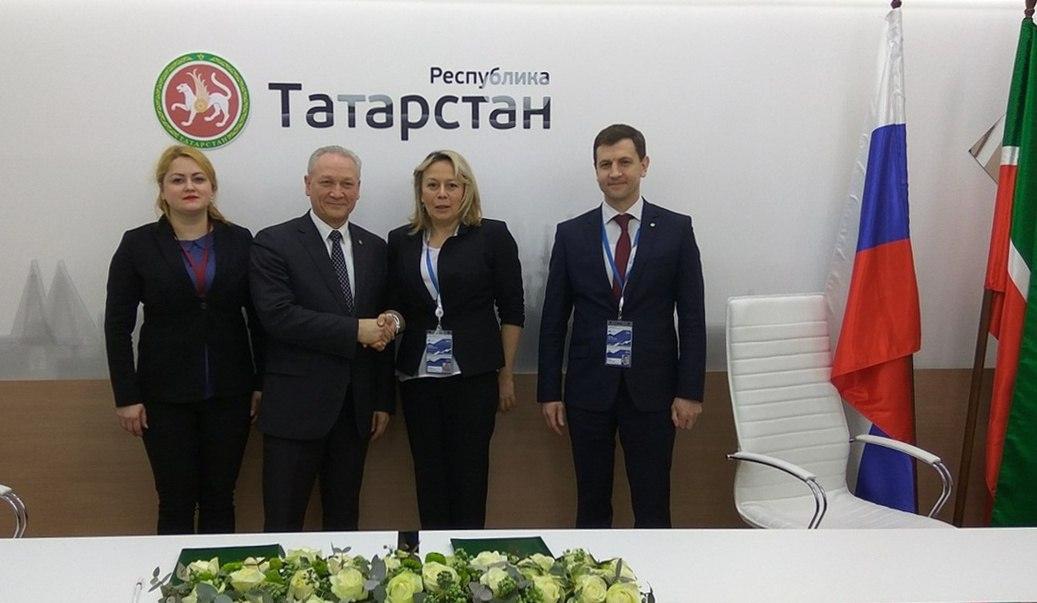 Кубань иТатарстан заключили соглашение всфере машиностроения