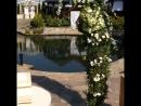 Арка для дарування в стилі рустік для Володі та Іванки🍀🍃☘🌿 весілля фотозона вітальнаарка зеленаарка rosa_wedding_2017