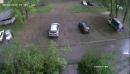 видео с камеры наружного наблюдения 03.06.2017