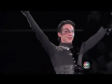 Johnny Weir - Poker Face - Lady Gaga