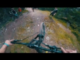 SICKEST FREERIDE JUMP TRAIL EVER! - ft. Fox Winterberg Rider _ Rollercoaster Haf 2017