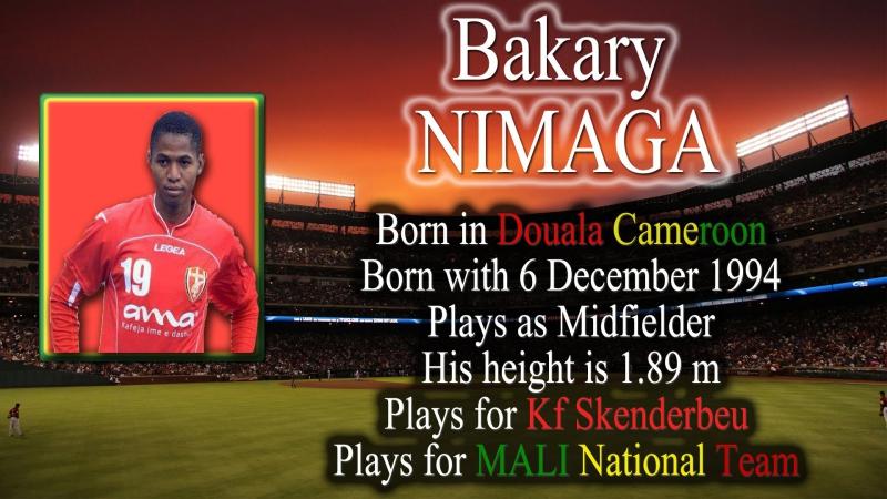 Bakary Nimaga - Best Moments