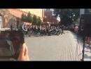 Военный оркестр в Александровском саду – 1