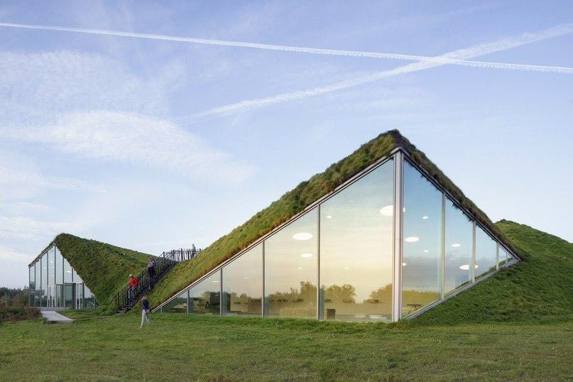 Музей в национальном парке в Нидерландах