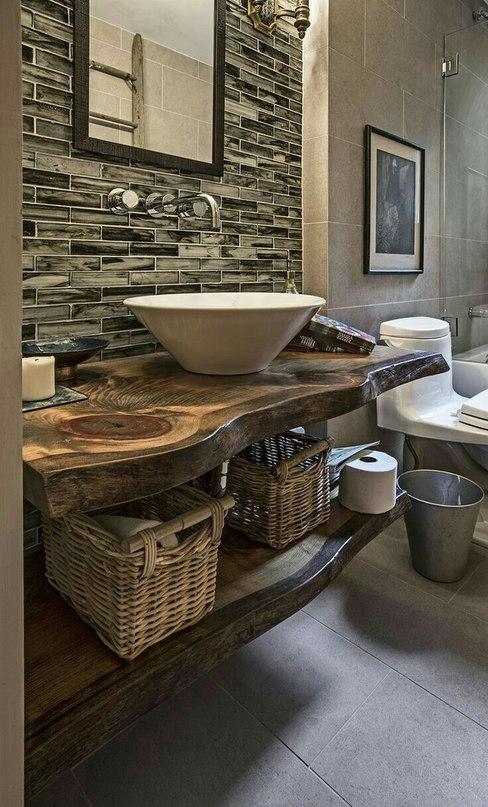 Подборка ванных комнат