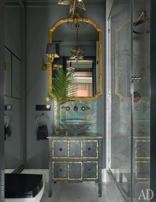 Квартира в Москве 110 м²