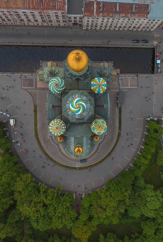Геометрия соборов Санкт-Петербурга
