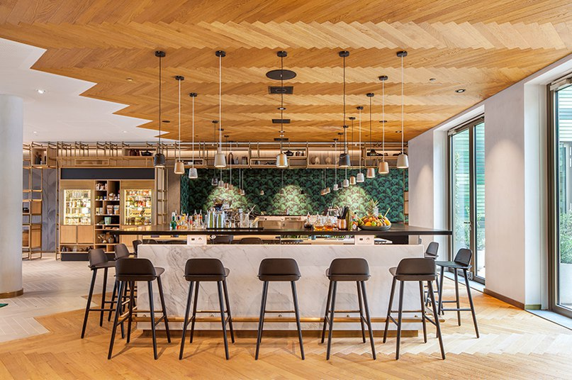 concrete completes mama makan, a dutch-indonesian grand café in amsterdam (Part 1)