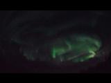 Северное сияние над Мурманском. Для тех, кто считает, что фото - это фотошоп
