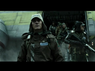 Чужой: Завет / Alien: Covenant (2017) русский трейлер