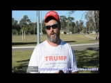 Trump Patriots BBQ - Welcome from Nick Folkes Head of the Party for Freedom 31072016